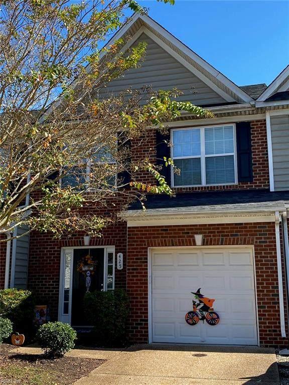 425 Lewis Burwell Pl, Williamsburg, VA 23185 (MLS #10407947) :: AtCoastal Realty