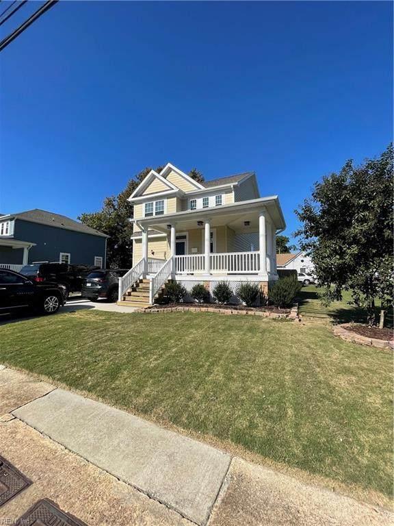 704 W Queen St, Hampton, VA 23669 (#10408055) :: The Kris Weaver Real Estate Team