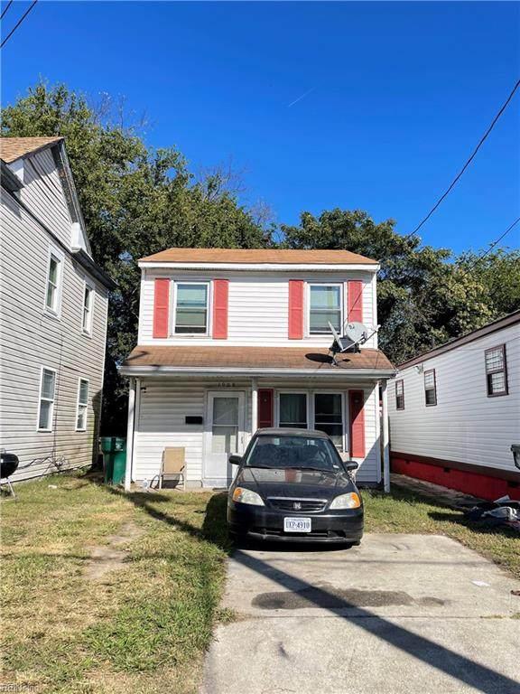 1908 Madison Ave, Newport News, VA 23607 (#10408076) :: Avalon Real Estate