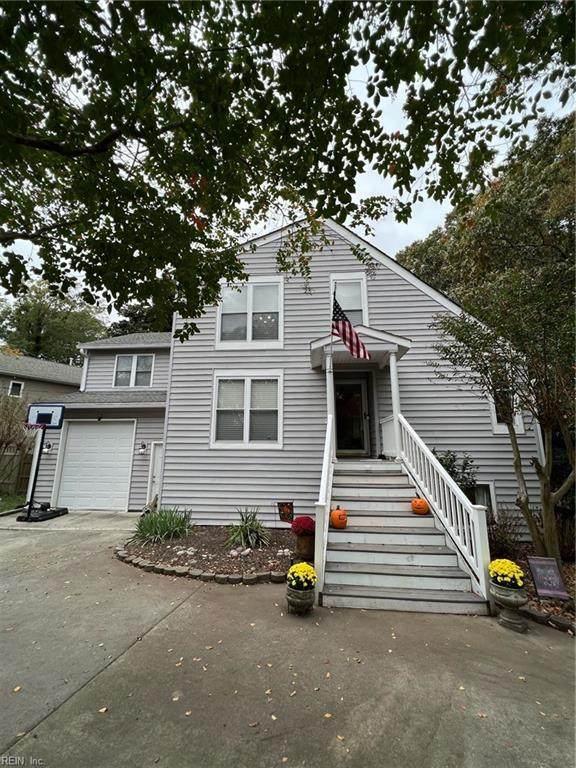 2242 Wolfsnare Rd, Virginia Beach, VA 23454 (#10408149) :: The Bell Tower Real Estate Team