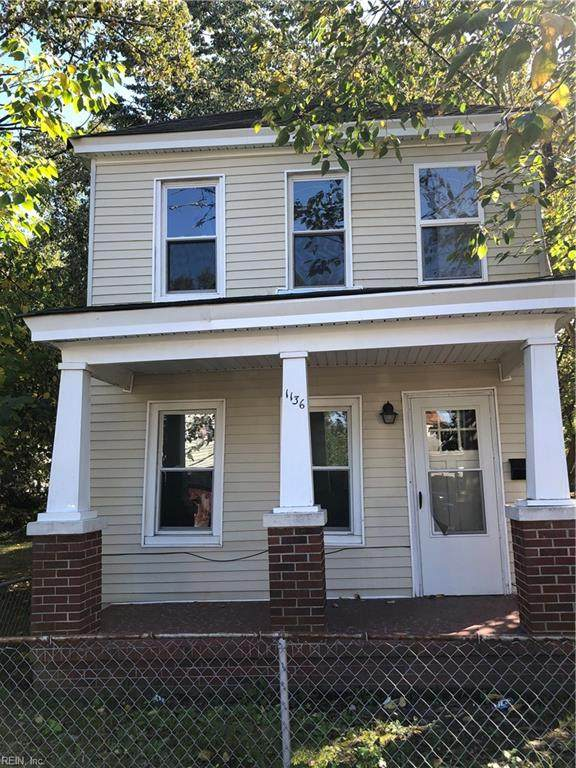 1136 34th St, Newport News, VA 23607 (#10408217) :: Avalon Real Estate