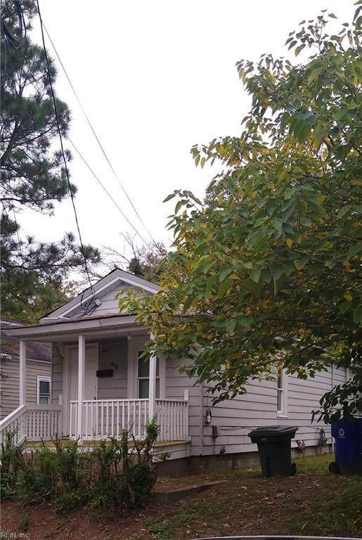 825 23rd St, Newport News, VA 23607 (#10408219) :: Abbitt Realty Co.