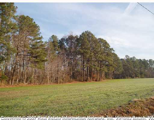 13 Ac Cut Thru Rd, Isle of Wight County, VA 23487 (#0757231) :: Abbitt Realty Co.