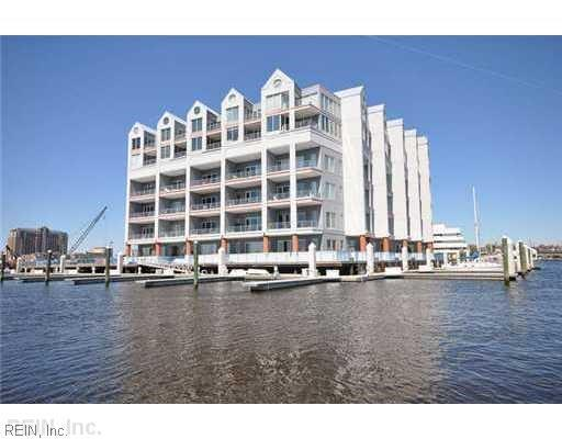 40 Rader St #512, Norfolk, VA 23510 (#10112700) :: Upscale Avenues Realty Group