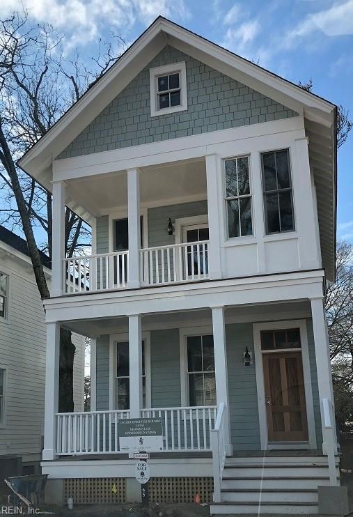 348 Dorsey Ln, Virginia Beach, VA 23451 (#10128362) :: Austin James Real Estate