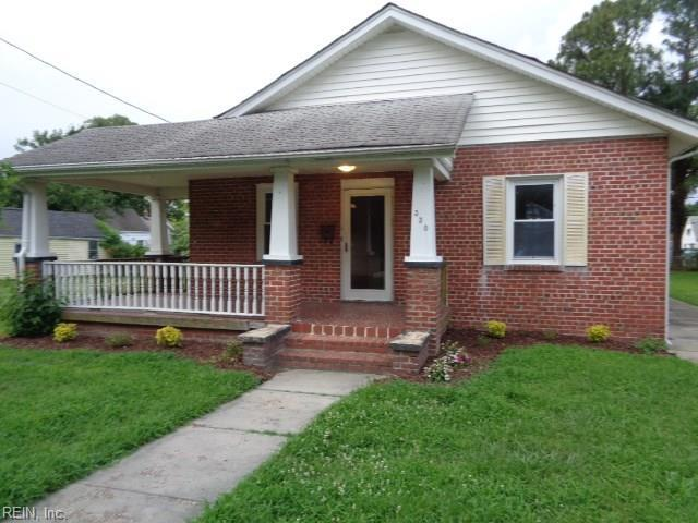 330 Glendale Ave, Norfolk, VA 23505 (#10135518) :: RE/MAX Central Realty