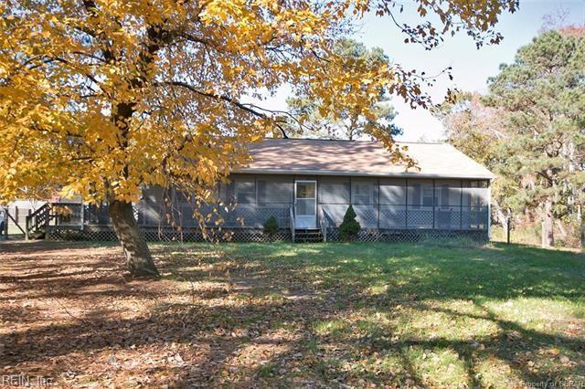 1411 Cricket Hill Rd, Mathews County, VA 23076 (#10162510) :: Abbitt Realty Co.