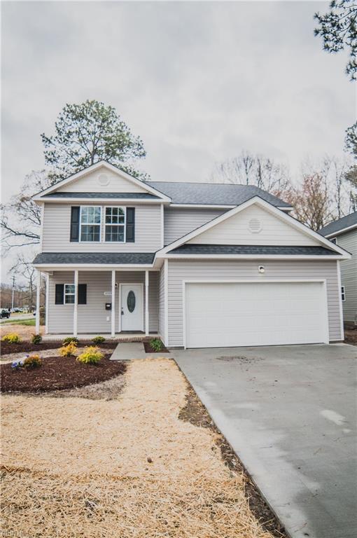 3559 Mangrove St, Norfolk, VA 23502 (MLS #10170478) :: Chantel Ray Real Estate