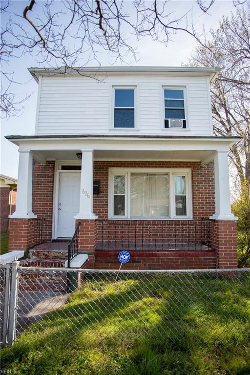616 Phillips Ave, Portsmouth, VA 23707 (#10174169) :: The Kris Weaver Real Estate Team