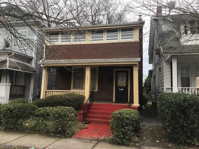 1011 W 35th St, Norfolk, VA 23508 (#10175302) :: Austin James Real Estate