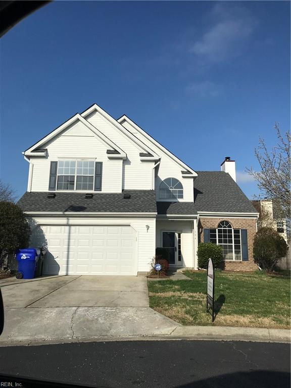 504 Landmark Ct #37, Chesapeake, VA 23322 (MLS #10177488) :: Chantel Ray Real Estate