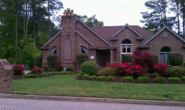 805 Forest Lakes Cir, Chesapeake, VA 23322 (#10179597) :: Resh Realty Group