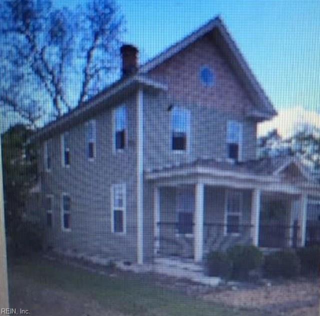 225 Dobbs St, Perquimans County, NC 27944 (MLS #10179699) :: Chantel Ray Real Estate