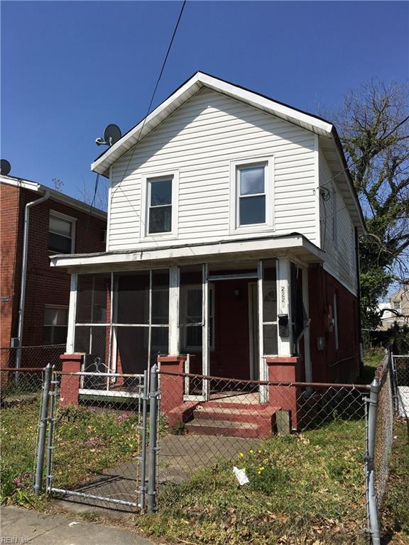 2221 Courtney Ave, Norfolk, VA 23504 (#10187890) :: The Kris Weaver Real Estate Team