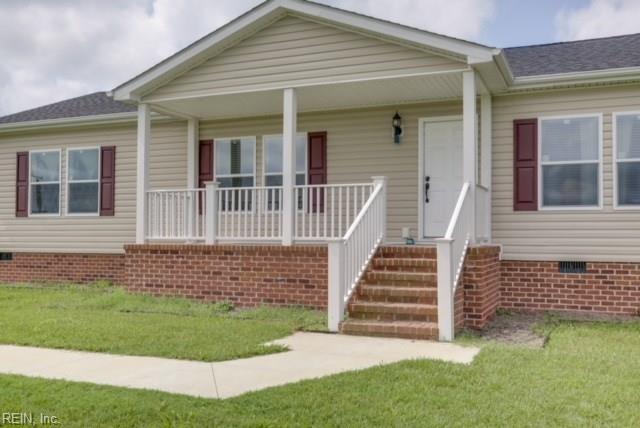 21372 Buckhorn Quarter Rd, Southampton County, VA 23837 (#10190426) :: The Kris Weaver Real Estate Team