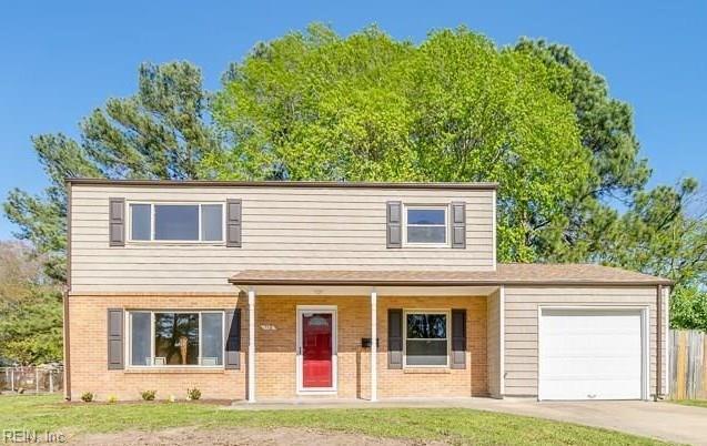 112 Waltham St, Hampton, VA 23666 (MLS #10192473) :: AtCoastal Realty