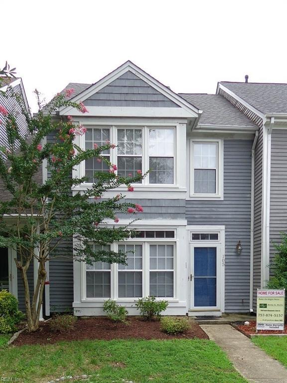 105 Clydesdale Dr, York County, VA 23693 (#10196341) :: Green Tree Realty Hampton Roads
