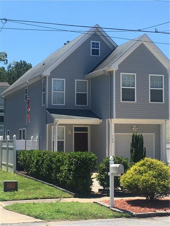 720 15th St, Virginia Beach, VA 23451 (#10199634) :: Abbitt Realty Co.