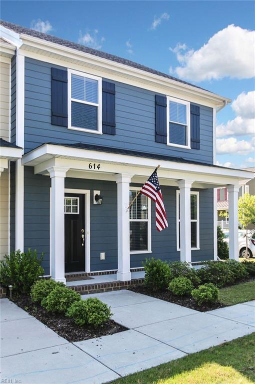 614 Muscadine Dr, Chesapeake, VA 23323 (#10199775) :: Atkinson Realty