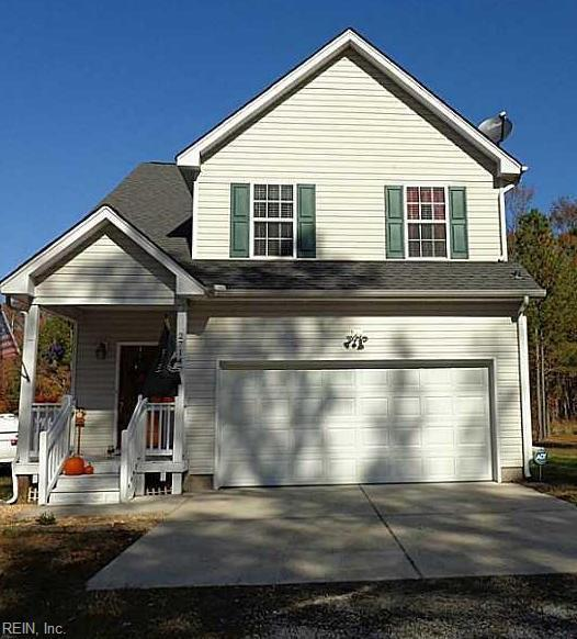 27147 Flaggy Run Rd, Southampton County, VA 23837 (#10201618) :: Abbitt Realty Co.