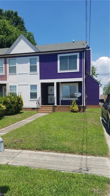 343 47th St, Newport News, VA 23607 (#10205826) :: Resh Realty Group