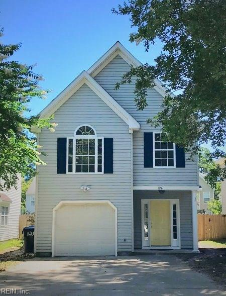 126 S Palm Ave, Virginia Beach, VA 23452 (MLS #10207155) :: Chantel Ray Real Estate