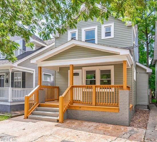 1005 W 35th St, Norfolk, VA 23508 (#10209872) :: Austin James Real Estate