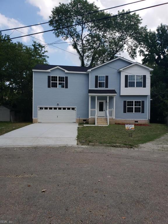 423 Walnut St, Hampton, VA 23669 (#10210576) :: Abbitt Realty Co.