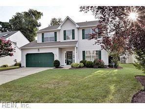 825 Holbrook Dr, Newport News, VA 23602 (#10211445) :: Green Tree Realty Hampton Roads