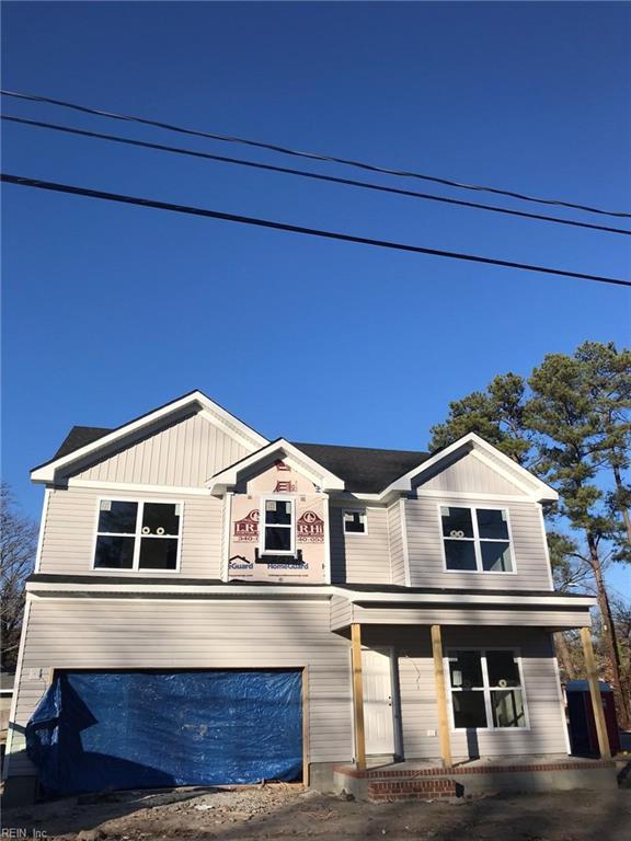 868 Brentwood Dr, Norfolk, VA 23518 (MLS #10212299) :: AtCoastal Realty