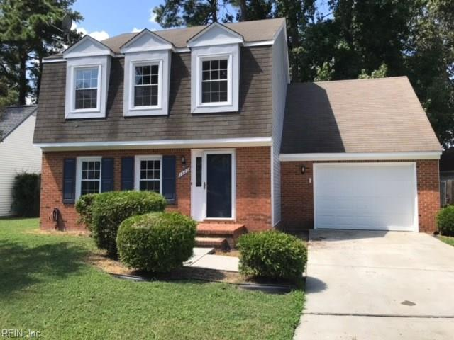 1527 Hummingbird Ln, Virginia Beach, VA 23454 (#10215886) :: Berkshire Hathaway HomeServices Towne Realty