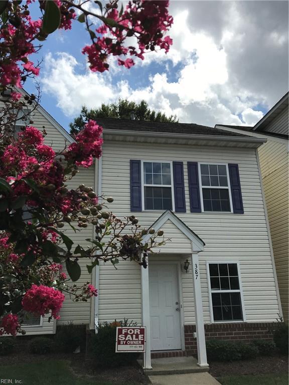 387 Georgetown Loop, Newport News, VA 23608 (#10216997) :: Berkshire Hathaway HomeServices Towne Realty