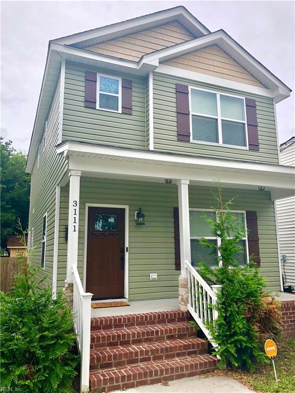 3111 Shell Rd, Hampton, VA 23661 (#10217337) :: The Kris Weaver Real Estate Team