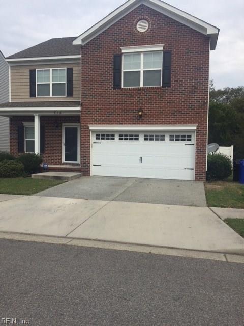 515 Hamilton Ave C, Portsmouth, VA 23707 (#10217839) :: Abbitt Realty Co.