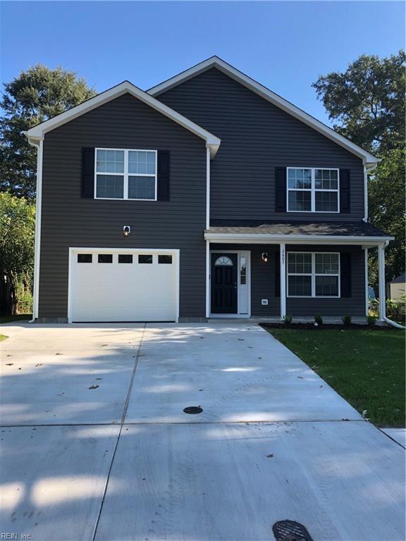 2607 Cayce Dr, Chesapeake, VA 23324 (MLS #10217873) :: Chantel Ray Real Estate
