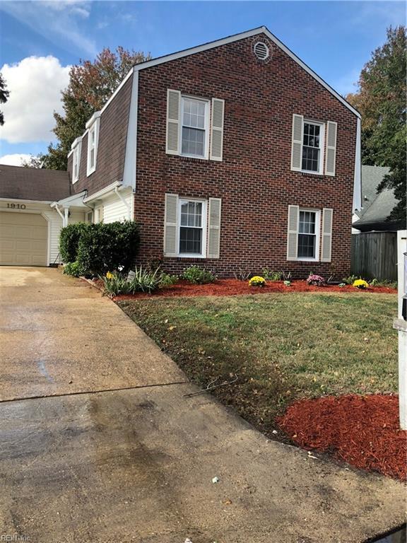 1910 Kelly Rn, Chesapeake, VA 23320 (MLS #10218819) :: Chantel Ray Real Estate