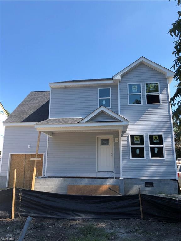 1401 Maple Ave, Portsmouth, VA 23704 (#10219370) :: Atkinson Realty