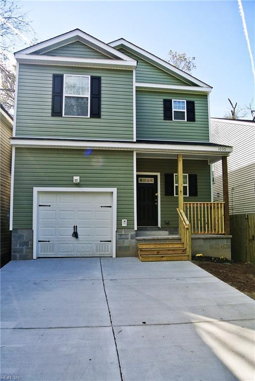 1030 Middle St, Chesapeake, VA 23324 (MLS #10220730) :: AtCoastal Realty