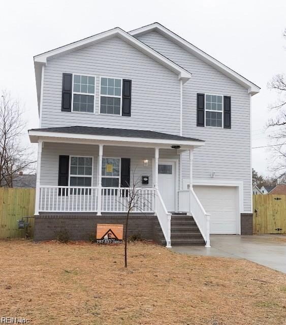 1226 Wilcox Ave, Portsmouth, VA 23704 (#10221628) :: Reeds Real Estate
