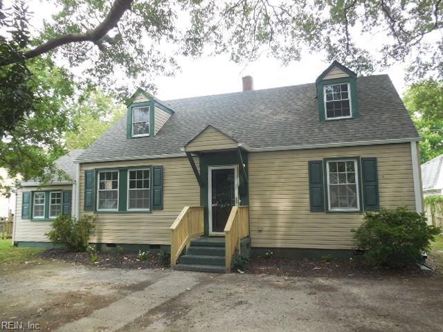 402 Seminole Rd, Hampton, VA 23661 (#10222497) :: Abbitt Realty Co.
