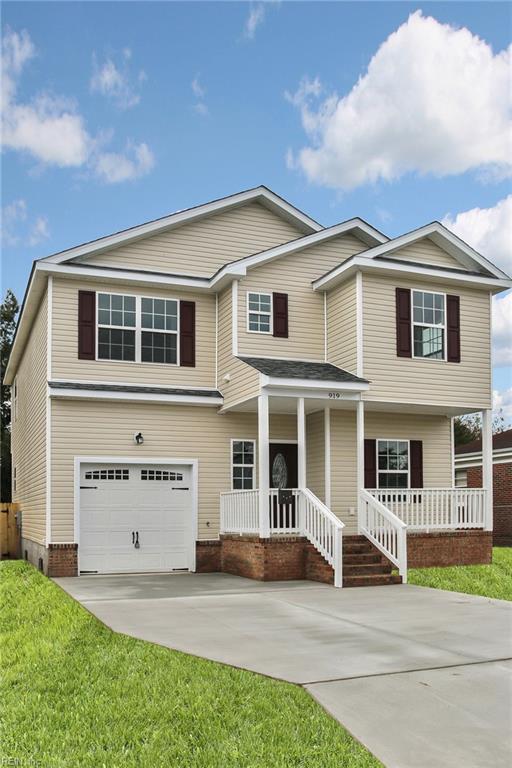 919 Jefferson St, Portsmouth, VA 23704 (#10222601) :: The Kris Weaver Real Estate Team