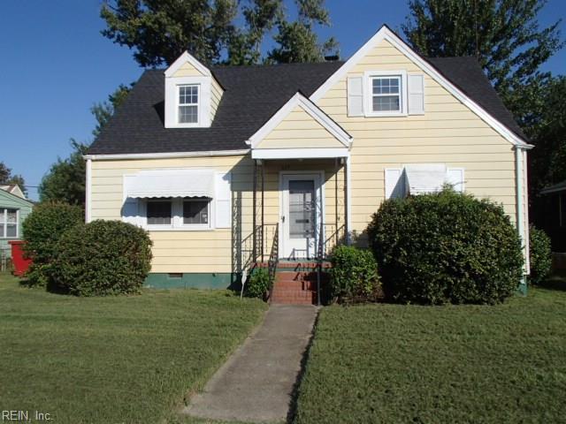 939 13th St, Newport News, VA 23607 (#10224666) :: Berkshire Hathaway HomeServices Towne Realty