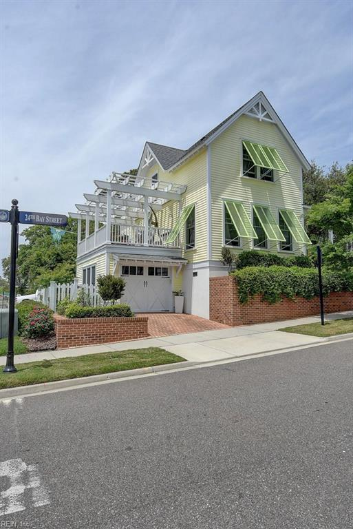 9501 24th Bay St, Norfolk, VA 23518 (#10225415) :: Abbitt Realty Co.