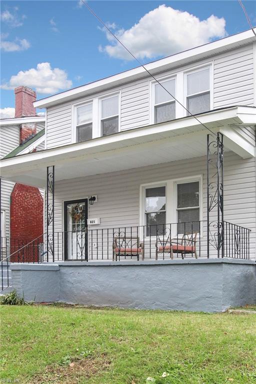 821 E 28th St E, Norfolk, VA 23504 (MLS #10226118) :: AtCoastal Realty