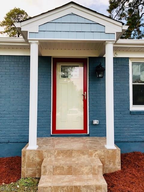 6 Cosby Ct, Portsmouth, VA 23701 (#10227530) :: Coastal Virginia Real Estate