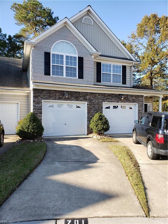 701 Sawgrass Ln 7-70, Portsmouth, VA 23703 (MLS #10228182) :: AtCoastal Realty