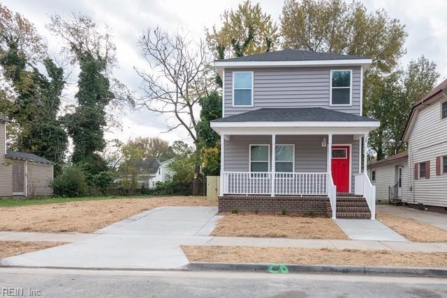 58 Webster Ave, Portsmouth, VA 23704 (#10228346) :: Abbitt Realty Co.