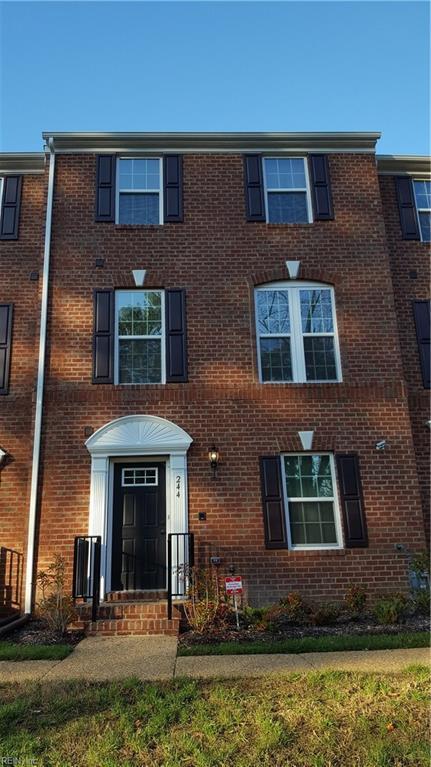 315 W Constance Rd #244, Suffolk, VA 23434 (#10228493) :: Coastal Virginia Real Estate