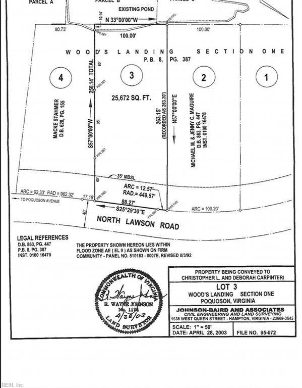 .6 N Acr N Lawson Rd, Poquoson, VA 23662 (#10228787) :: Abbitt Realty Co.