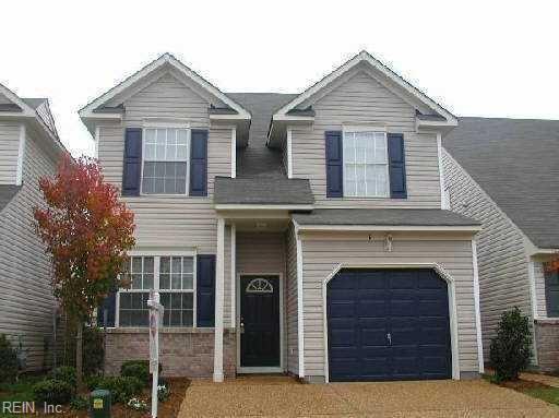 6 Aster Way #3, Hampton, VA 23663 (#10231961) :: Abbitt Realty Co.